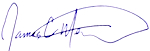 Jim Melamed signature